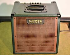 Crate CA15 Cimarron 1x8 15W Acoustic Combo Amplifier All in One Amp     1.5