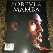 NEW NO LABEL KOBE BRYANT FOREVER MAMBA LINDY'S MAGAZINE PRO BASKETBALL 1978-2020