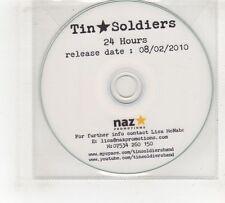 (GV432) Tin Soldiers, 24 hours - 2010 DJ CD
