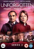 Unforgotten: Series 3 DVD (2018) Nicola Walker cert 15 2 discs ***NEW***