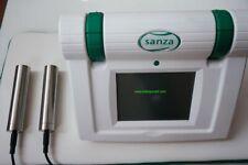 Magnetfeld Magnetfeldtherapie Santerra Handelektroden u. Biofrequenzchips, neu-