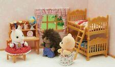 Sylvanian Families 5338 Juego Para Dormitorio De Niños, Multicolor