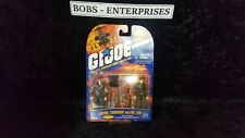 GI JOE- COLLECTORS EDITION -GENERAL TOMAHAWK/DIAL TONE ACTION FIGURES-NIP- SB-82