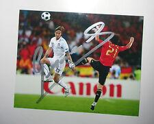 PHOTO EQUIPE FOOTBALL ESPAGNE / SIGNE SILVA