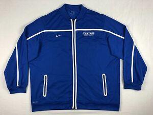 Central Connecticut Blue Devils Nike Jacket Men's New Multiple Sizes