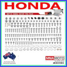 ACCEL BOLT KIT SUITS HONDA CR125R CR125 2000 TO 2007