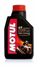 Olio Moto Motul 7100 4T 5W40 BMW KTM MV Agusta MOTO GUZZI - 3 litri lt