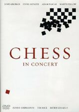 Chess in Concert (Josh Groban) Region 4 DVD New Live in Concert