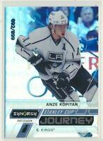 2020-21 Synergy Stanley Cup Journey Anze Kopitar /899 LA Kings