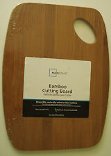 Mainstay's Bamboo Cutting Board Reversible, Naturally Antimicrobial Surfaces