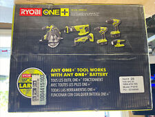 Ryobi P1819 18V ONE+ Cordless 6-Tool Combo Kit Brand New Free Shipping! Wow!