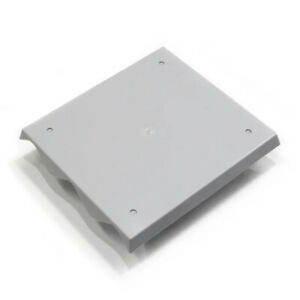3 Span ABS Wall Mounting Plate for 762 Corrugated Iron, ColorBond or Fibreglass