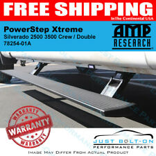 AMP Research PowerStep Xtreme 2020+ Silverado 2500 3500 Crew / Double 78254-01A