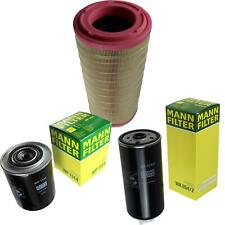 Mann-filter Set Iveco Daily III Box/Estate Flatbed /