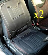 12v heated car van seat cushion thermo heat padded truck thermal heat cover  X2
