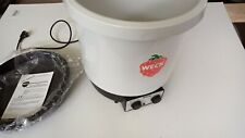 Weck Einkochautomat mit Schaltuhr - 2000W - Topf aus Kunststoff neu