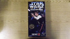 Star Wars Han Solo Kenner 1997 Collectors Series Action Figure Sealed in Box