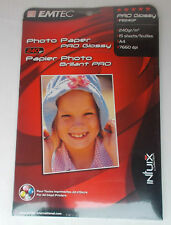 EMTEC PB240P PHOTO PAPER PRO GLOSSY BRILLANT PRO A4 240G 50 FOGLI