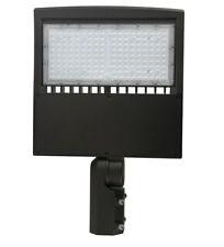150 WATT LED SHOEBOX/FLOODLIGHT, 5700K DAYLIGHT, PARKING LOT LIGHT, POLE HEAD