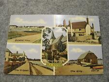 Sussex Postcard -- Old Bosham Scenes - Nr Chichester