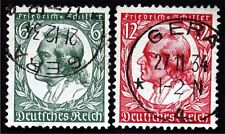 175th Anniv of Friedrich Von  Schiller 1934 STAMP/3RD REICH/SWASTIKA/NAZI (6336)