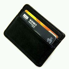 Caliente portatarjetas Slim Bank tarjeta de crédito ID Card Case Bolsa Billetera Soporte dinero