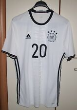 GERMANY 2016/2017 PLAYER ISSUE ADIZERO HOME FOOTBALL SHIRT JERSEY  #20