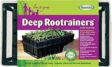 Haxnicks Deep Rootrainer Seed Tray