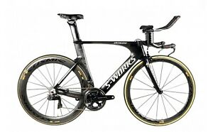 S-WORKS SHIV TT - full Dura Ace 9150 Di2 Mavic Cosmic CXR - triathlon time trial