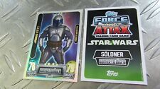 BOBA FETT - 239 - Force Meister - Movie Cards Serie 2 - Star Wars Force Attax