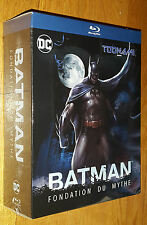 Batman Collection - The Dark Knight Returns 1+2, Year One, Killing Joke Blu-ray