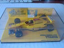 Jordan Peugeot 1997 Ralf Schumacher - N °2- Minichamps 1/43 -F1 -ED limitata