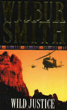 Wild Justice by Wilbur Smith (Paperback, 1980)