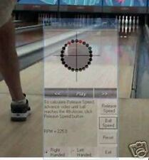 MOTIONPRO! BOWLING SOFTWARE INSTRUCTORS EDITION NEW!