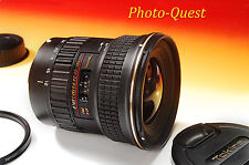 NEAR MINT TOKINA AT-X PRO SD 12-24mm f/4 IF DX II Aspherical Zoom Lens for CANON