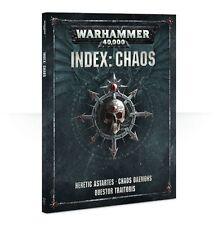 Index Chaos - Warhammer 40,000 - Français