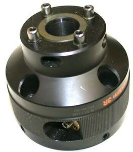 System 3R Manual lathe chuck Mini 3R-321.2-4X90