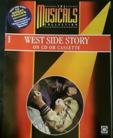 Westside Story Musicals Collection Magazine And Cassette