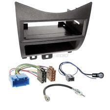 Honda Accord 02-08 1-DIN Autoradio Einbauset Adapter Kabel Radioblende