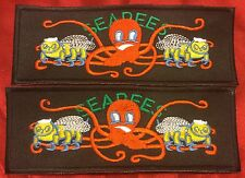 Seabees with Octopus Liberty Cuff Set