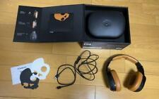 SkullCandy Crusher 360 Headphone S6MBW-J373 Black Tan Limited Edition Wireless