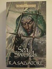 Paths of Darkness: Sea of Swords Bk. 3 by R. A. Salvatore (2002, Paperback)
