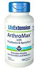 2 BOTTLES $25.75 Life Extension ArthroMax w/ Theaflavins glucosamine msm joints