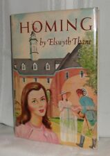 Elswyth Thane HOMING First edition Williamsburg Virginia Historical Fiction NICE