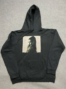 Ariana Grande Jumper Mens Large Pullover Hoodie Sweater Adult Graphics Print