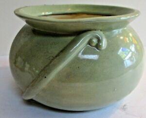 Weller - McCoy Sea Foam Green Vase