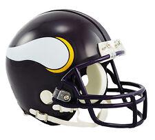 MINNESOTA VIKINGS THROWBACK 1983-2001 RIDDELL NFL FOOTBALL MINI HELMET 3001456