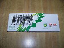 2012 London Olympics BP Team USA Partnership Pin Collection
