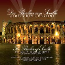 CD Der Barbier von Sevilla von Gioacchino Rossini 2CDs