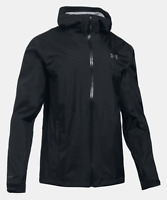 Under Armour Men's Surge Waterproof Jacket Black/Graphite 1292015-001